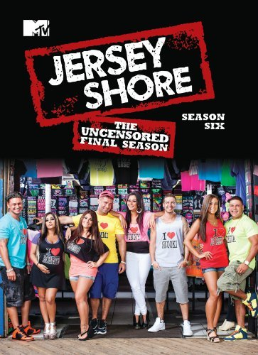 Jersey Shore Season 6 Final Season DVD Uncensored
