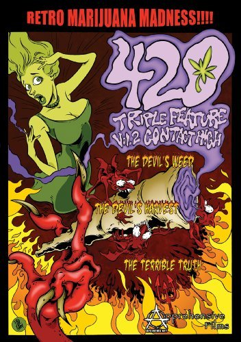 420 Triple Feature Volume 2 Contact High Nr