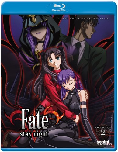 Fate Stay Night Collection 2 Fate Stay Night Blu Ray Jpn Lng Eng Sub Nr 2 Br