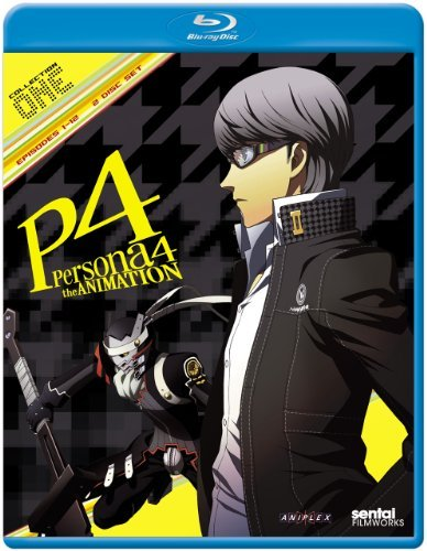 Persona 4 Collection 1 Persona 4 Blu Ray Jpn Lng Eng Sub Nr 2 Br