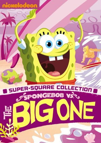 Spongebob Vs. The Big One Spongebob Squarepants Super Square Coll. Nr