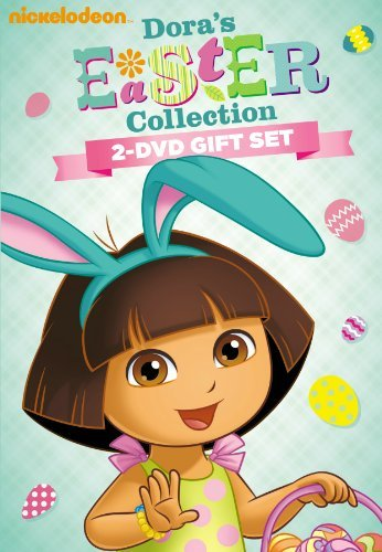 Dora's Easter Collection Dora The Explorer Nr 2 DVD