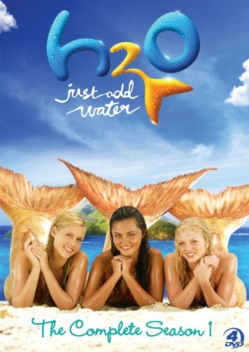H2o Just Add Water Complete Season 1 Nr 4 DVD