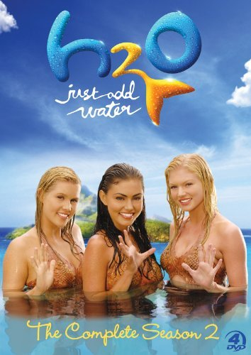 H2o Just Add Water Complete Season 2 Nr 4 DVD