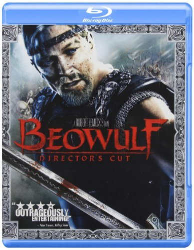 Beowulf Jolie Hopkins Winstone Blu Ray Ws Nr Incl. G.I. Joe Movie Cash