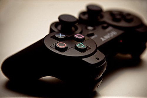 Ps3ac Dualshock 3 Black