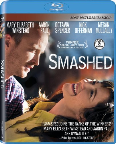 Smashed Winstead Paul Mullally Blu Ray Aws R
