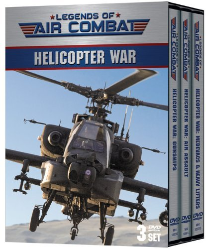 Helicopter War Legends Of Air Combat Clr Bw Nr 3 DVD