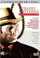 Deadly Mysteries Deadly Mysteries Nr 2 DVD