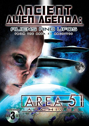 Ancient Alien Agenda Aliens & Sitchin Mart Nr
