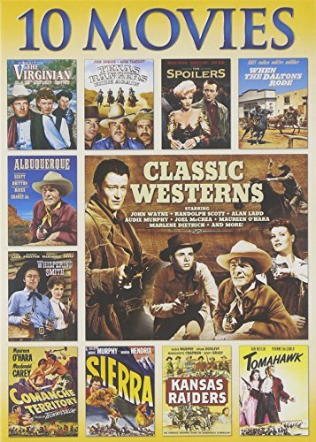Classic Westerns 10 Movie Col Classic Westerns 10 Movie Col Nr 10 On 3