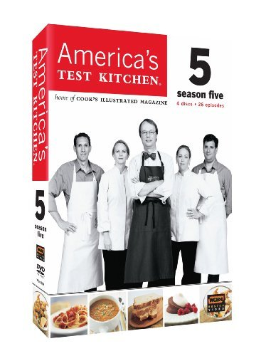 America's Test Kitchen America's Test Kitchen Season Season 5 Nr 4 DVD
