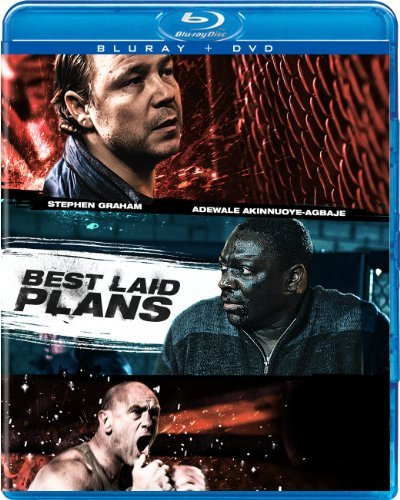 Best Laid Plans Graham Agbaje Blu Ray Incl. DVD