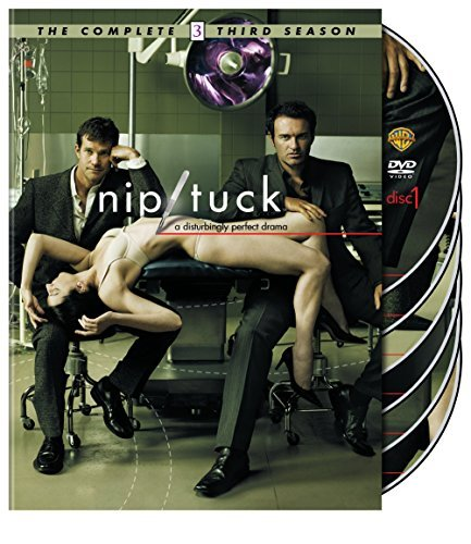 Nip Tuck Nip Tuck Season 3 Viva Operating Room Nr 6 DVD