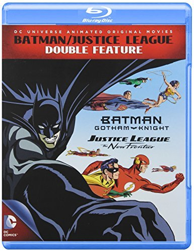 Justice League New Frontier Ba Justice League New Frontier Ba Blu Ray Ws Nr 2 Br