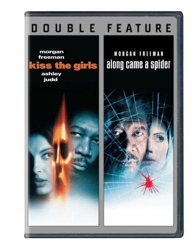 Kiss The Girls Along Came A Spider Double Feature Nr