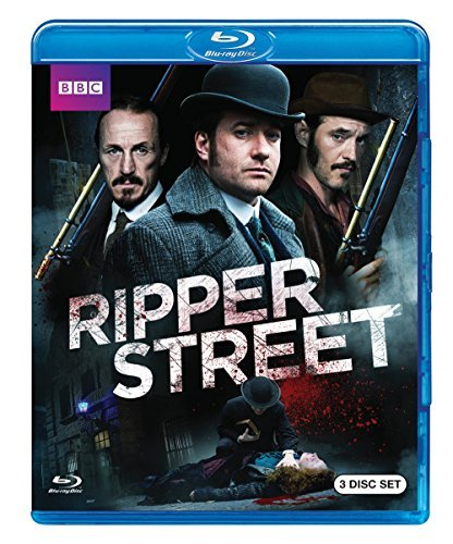 Ripper Street Season 1 Blu Ray Nr Ws