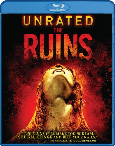 Ruins Anderson Ashmore Malone Ramsey Blu Ray Ws Nr