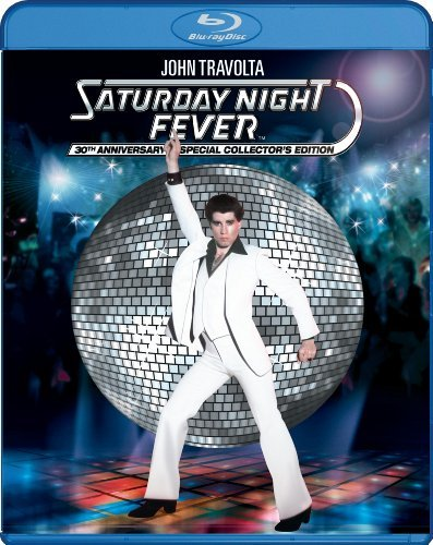 Saturday Night Fever Travolta Gorney Miller Blu Ray Ws R