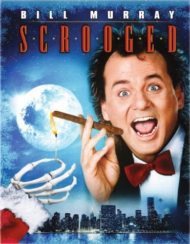 Scrooged Murray Allen Forsythe Blu Ray Ws Pg13