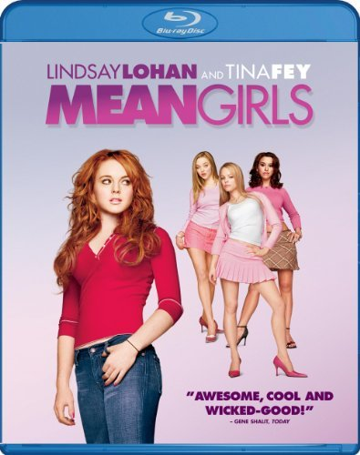 Mean Girls Lohan Fey Blu Ray Pg13