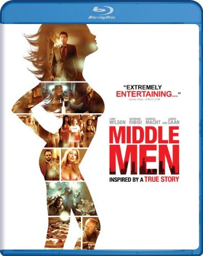 Middle Men Wilson Ribisi Caan Blu Ray Ws R