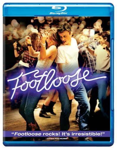 Footloose (2011) Wormald Hough Quaid Blu Ray Ws Pg13 Incl. DVD Dc