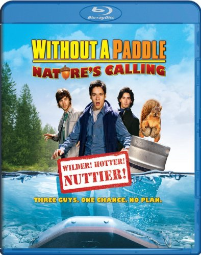 Without A Paddle Nature's Cal James Mcdonald Rice Blu Ray Ws Pg13