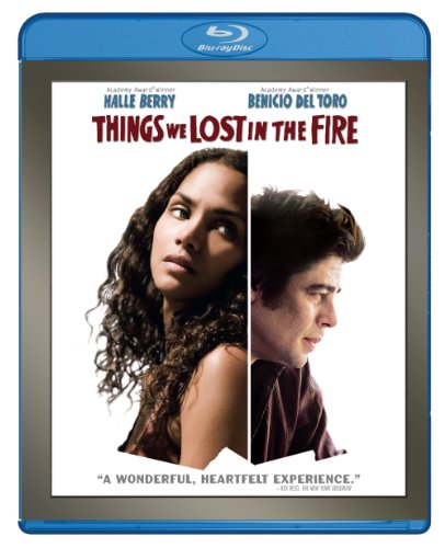 Things We Lost In The Fire Berry Del Toro Duchovny Blu Ray Ws R