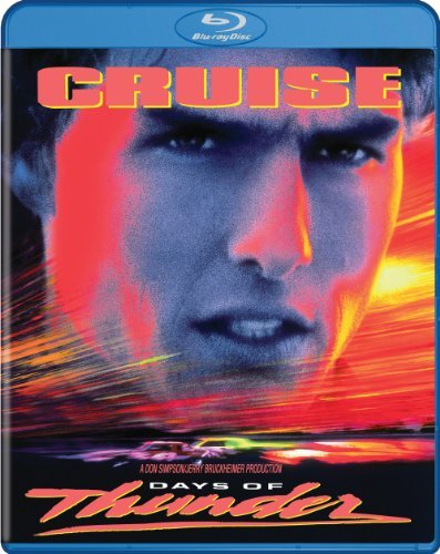 Days Of Thunder Cruise Duvall Quaid Kidman Blu Ray Pg13
