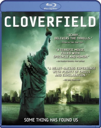Cloverfield Stahl David Vogel Lucas Miller Blu Ray Pg13