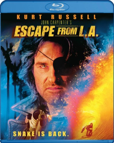 Escape From L.A. Russell Keach Buscemi Blu Ray Ws R