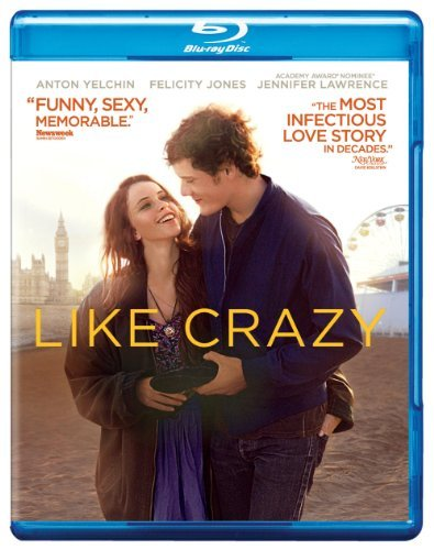 Like Crazy Jones Yelchin Blu Ray Ws Pg13 W Uv