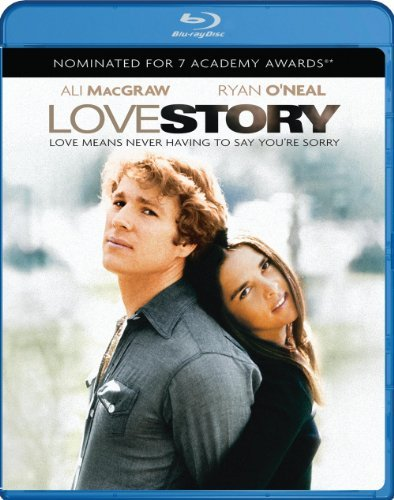 Love Story Macgraw O'neal Blu Ray Ws Pg