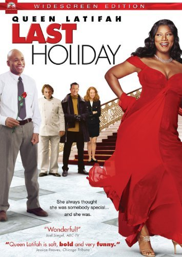 Last Holiday Latifah Ll Cool J Hutton Ws Pg13