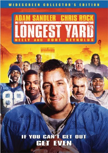 Longest Yard (2005) Sandler Rock Ws Pg13
