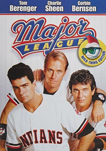 Major League Berenger Bernsen Sheen Russo DVD R Ws