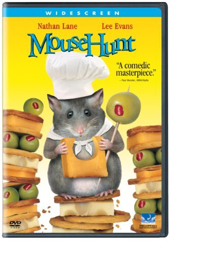 Mouse Hunt Lane Evans DVD Nr Ws
