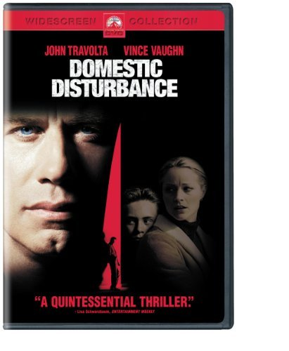 Domestic Disturbance Travolta Vaughn Polo Ws Pg13
