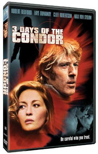 3 Days Of The Condor Redford Dunaway R