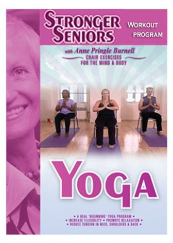 Stonger Seniors Yoga Chair Exercise For Fitnes Nr