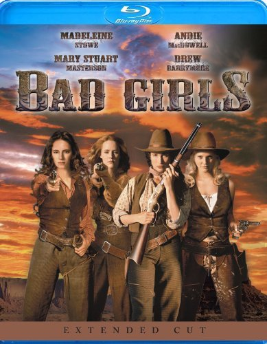 Bad Girls (1994) Stowe Macdowell Barrymore Blu Ray Ws Nr