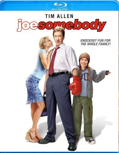 Joe Somebody Allen Bowen Belushi Blu Ray Ws Pg