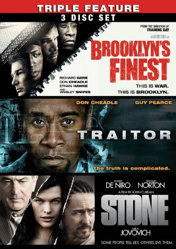 Brooklyn's Finest Traitor Ston Brooklyn's Finest Traitor Ston Ws R 3 DVD