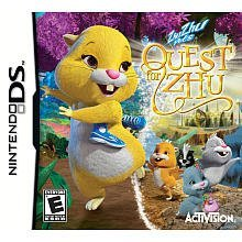 Nintendo Ds Quest For Zhu