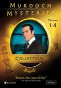 Murdoch Mysteries Seasons 1 4 Collection Nr 16 DVD