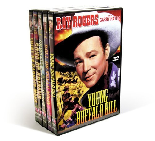 Roy Rogers Vol. 3 Collection Bw Nr 5 DVD