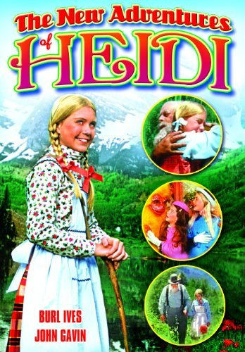 New Adventures Of Heidi (1978) Ives Gavin Kurtzman Wells Nr