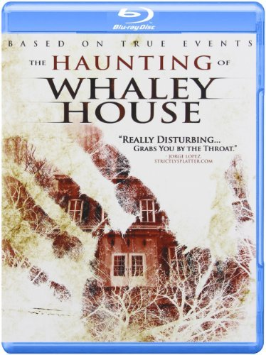 Haunting Of Whaley House Greco Lowry Davis Blu Ray Ws Nr