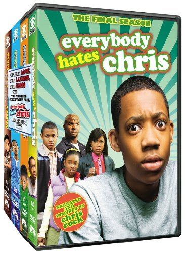 Everybody Hates Chris The Complete Series DVD
